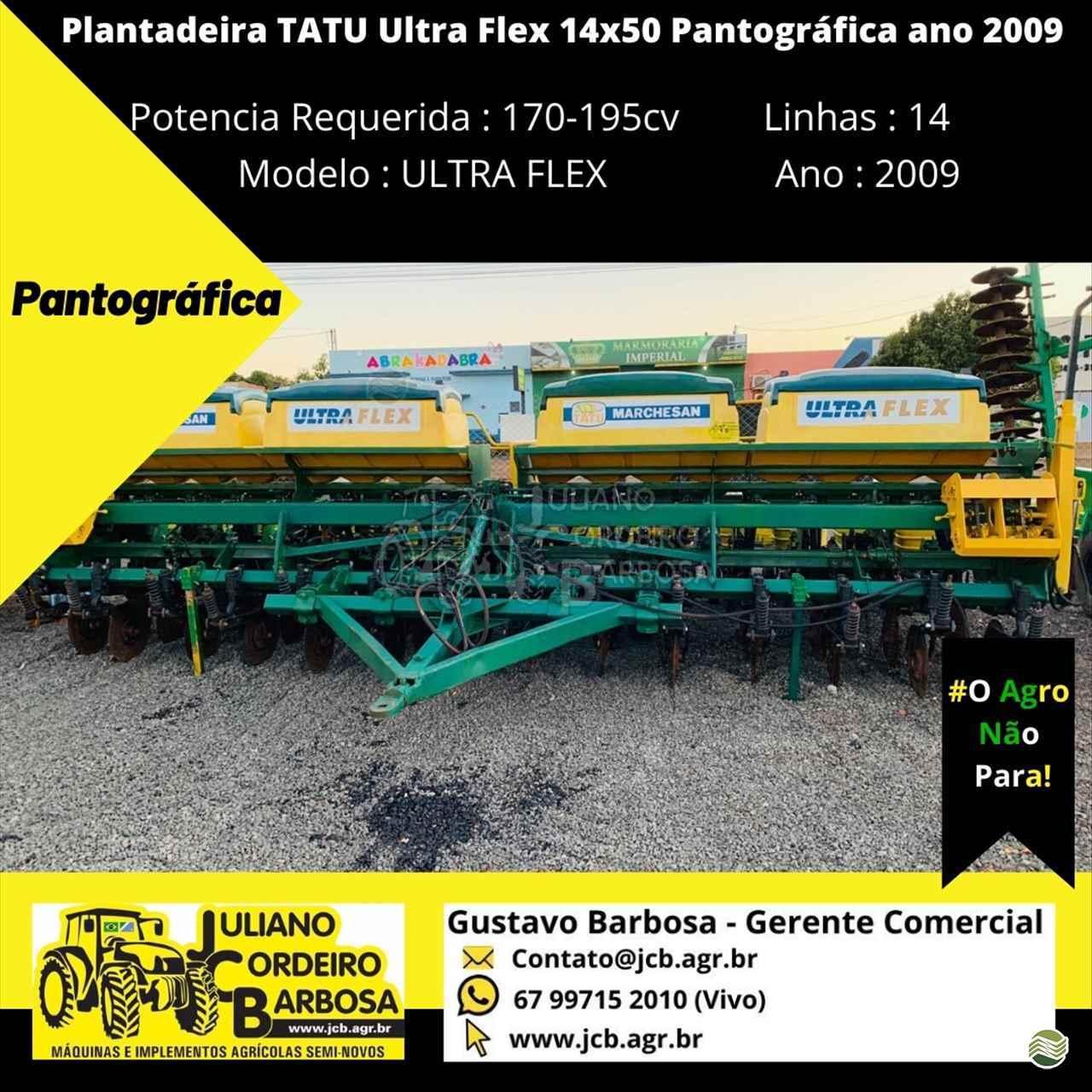 PLANTADEIRA TATU ULTRA FLEX JCB Máquinas e Implementos Agrícolas MARACAJU MATO GROSSO DO SUL MS