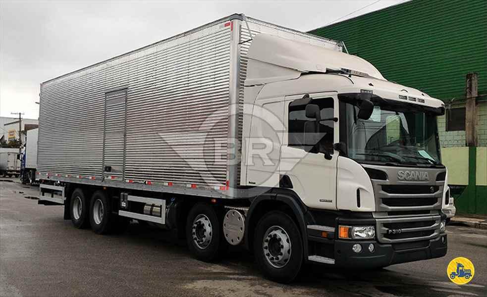 SCANIA SCANIA P310 1km 2018/2019 Renovadora BR Frotas