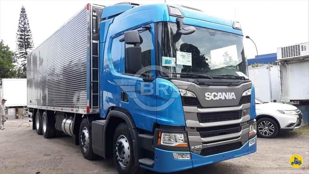 SCANIA SCANIA P320 1km 2020/2021 Renovadora BR Frotas