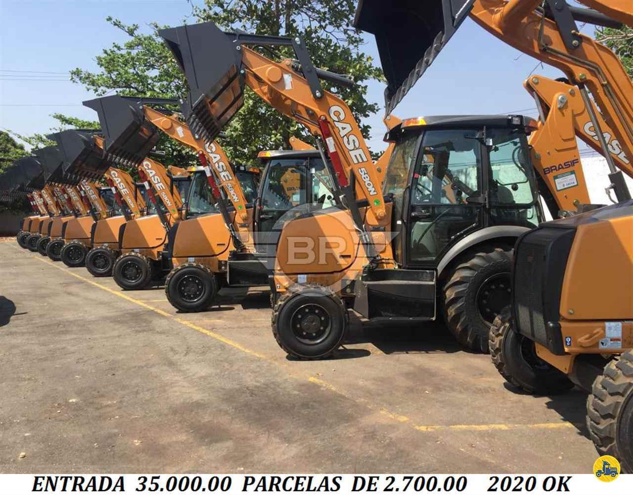 CASE 580N  2020/2020 Renovadora BR Frotas