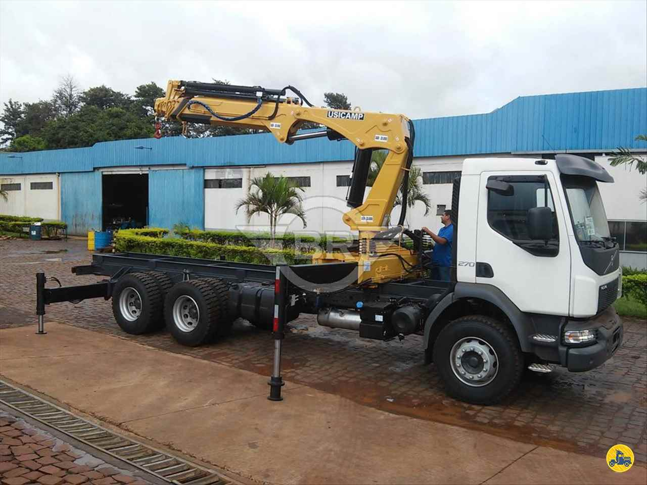 CAMINHAO VOLVO VOLVO VM 270 Guincho Munck Truck 6x2 Renovadora BR Frotas SAO PAULO SÃO PAULO SP