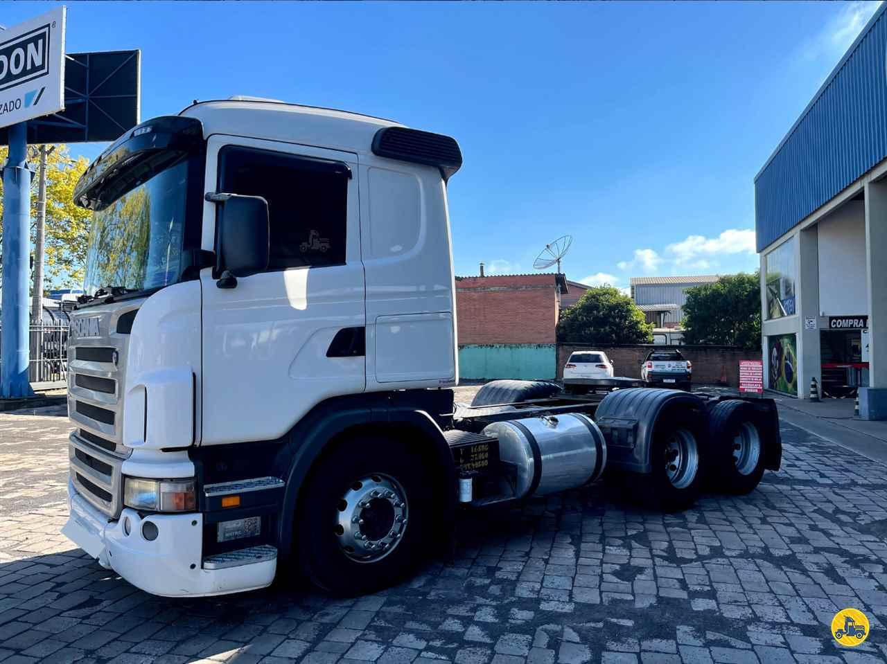 CAMINHAO SCANIA SCANIA 380 Cavalo Mecânico Truck 6x2 Campagnaro Caminhões VACARIA RIO GRANDE DO SUL RS