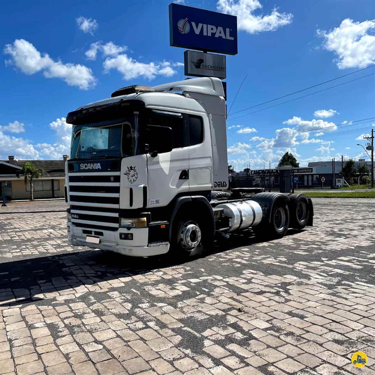 CAMINHAO SCANIA SCANIA 114 320 Cavalo Mecânico Truck 6x2 Campagnaro Caminhões VACARIA RIO GRANDE DO SUL RS