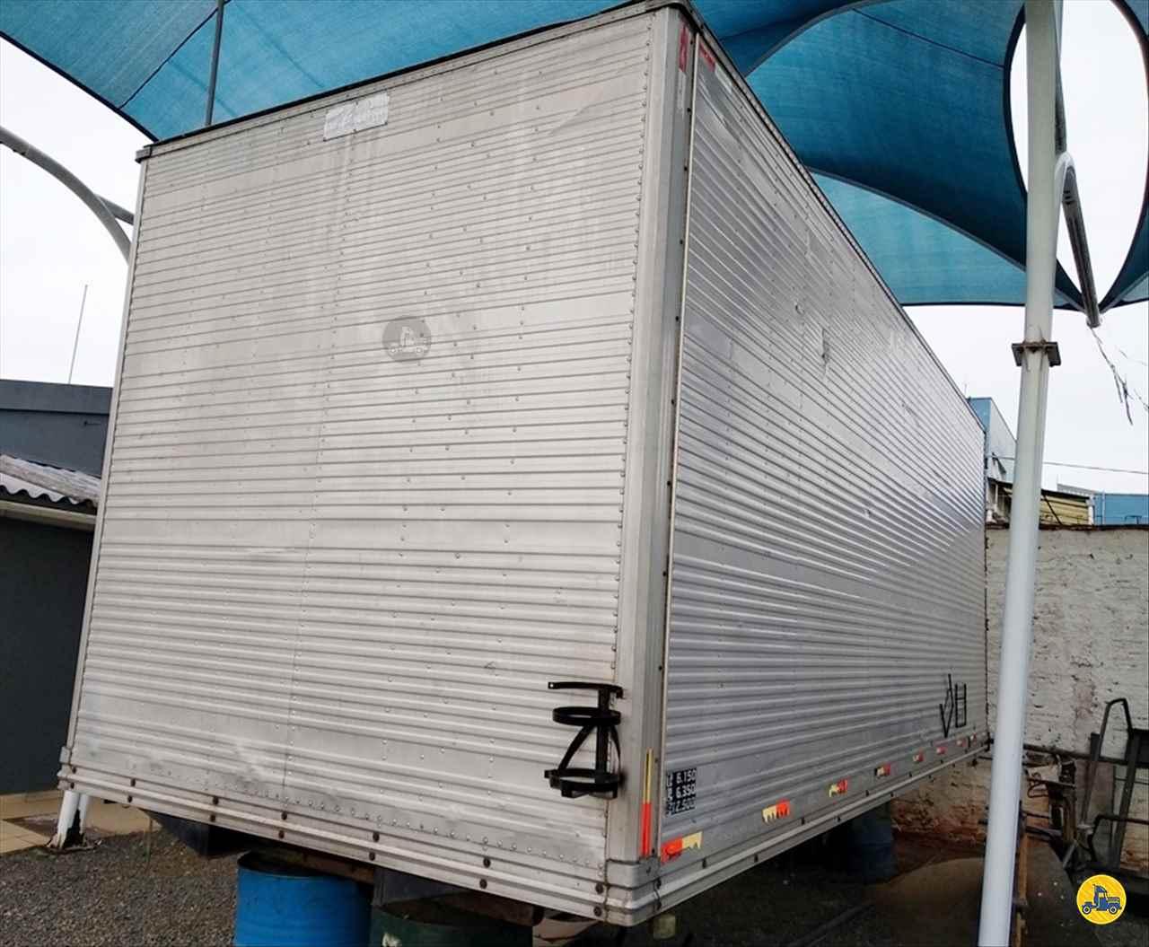 TOCO BAU FURGAO  2008 Sumaré Caminhões