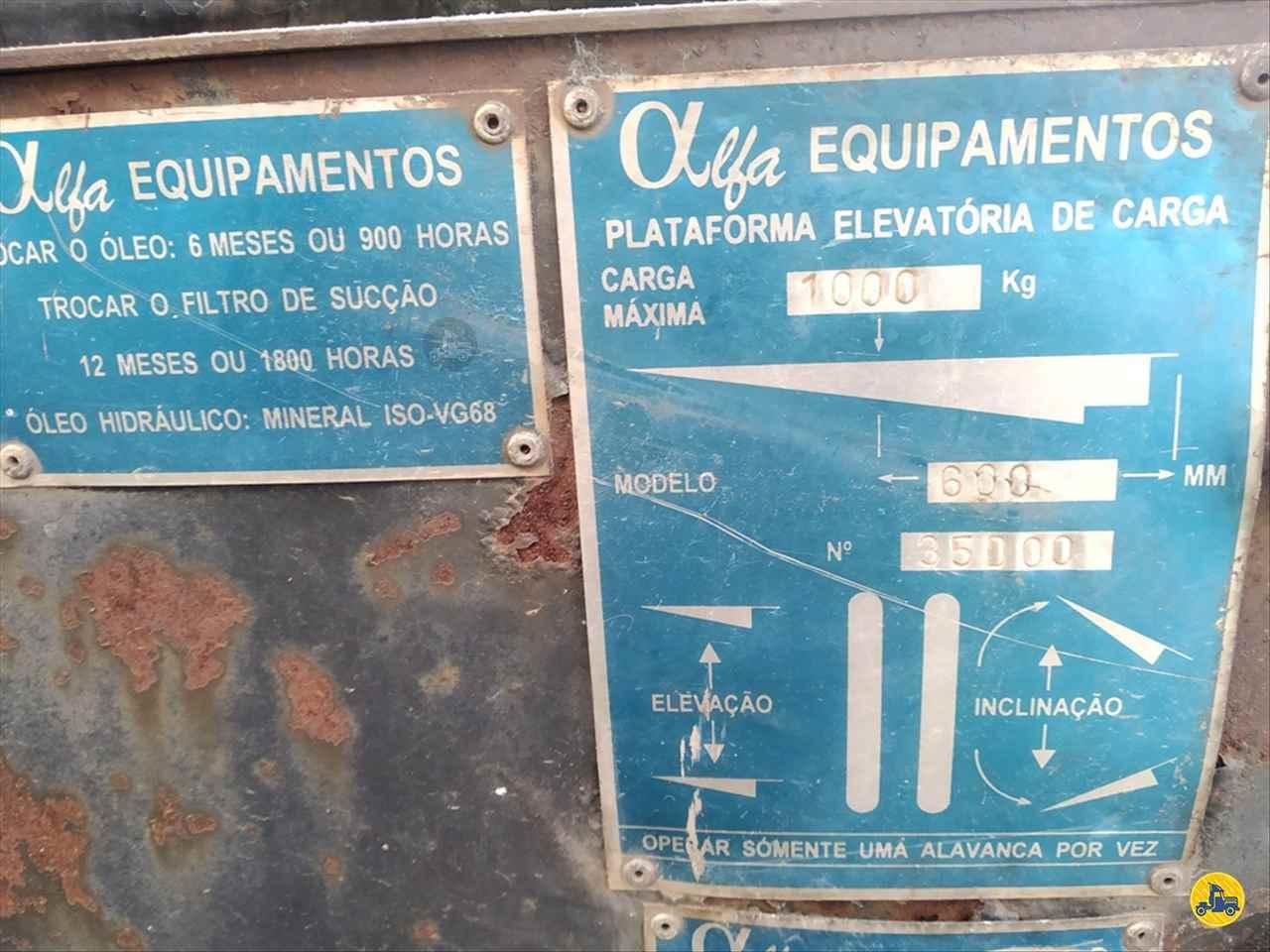 PLATAFORMA ELEVATÓRIA MARKSELL  PLATAFORMA ELEVATÓRIA Sumaré Caminhões SUMARE SÃO PAULO SP