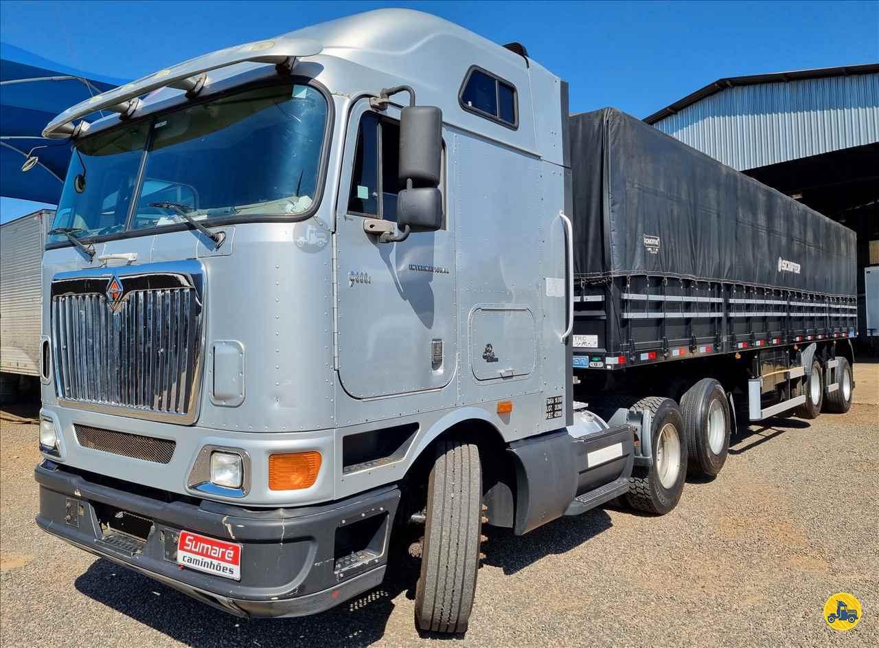 CAMINHAO INTERNATIONAL INTERNATIONAL 9800 Cavalo Mecânico Truck 6x2 Sumaré Caminhões SUMARE SÃO PAULO SP