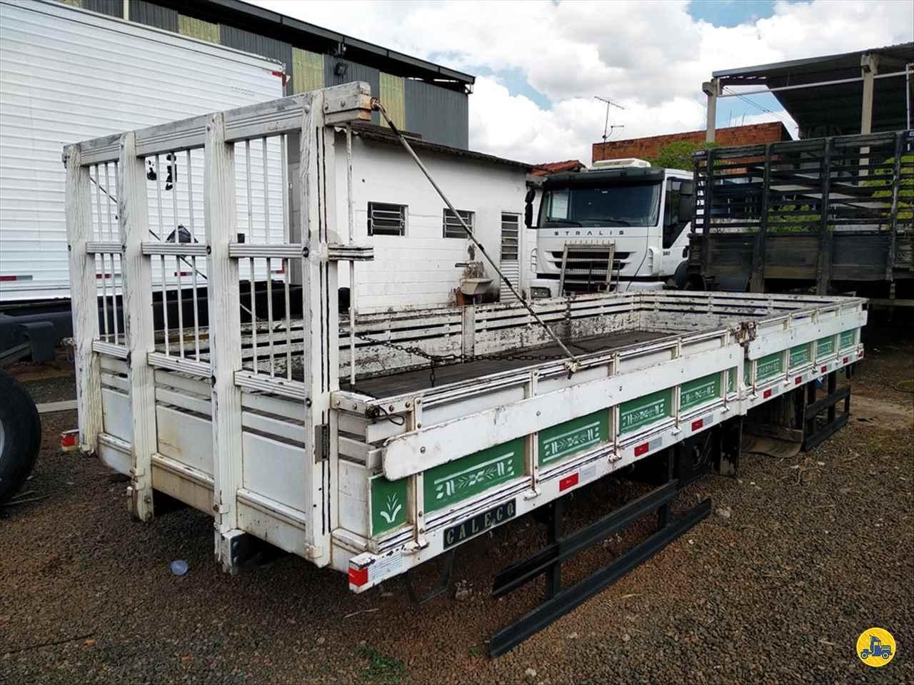 CARROCERIA SOBRE CHASSI  CAMINHAO 3/4 CARGA SECA Sumaré Caminhões SUMARE SÃO PAULO SP