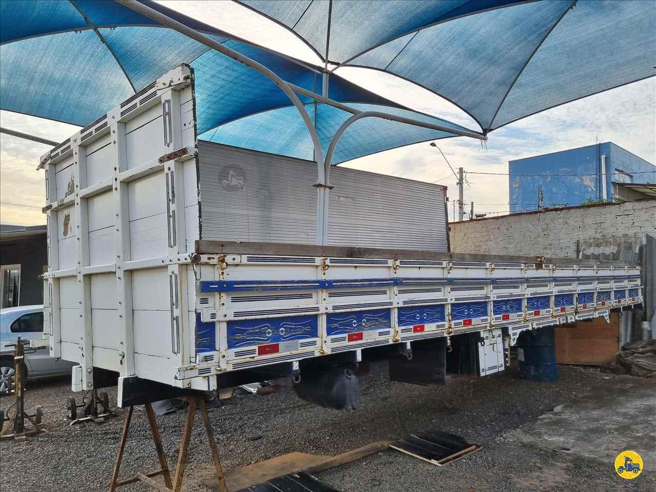 CARROCERIA SOBRE CHASSI  TRUCK CARGA SECA Sumaré Caminhões SUMARE SÃO PAULO SP