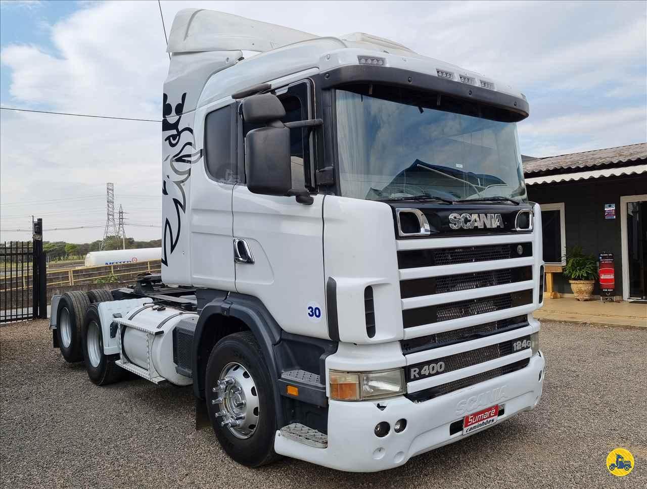 SCANIA 124 400 de Sumaré Caminhões - SUMARE/SP