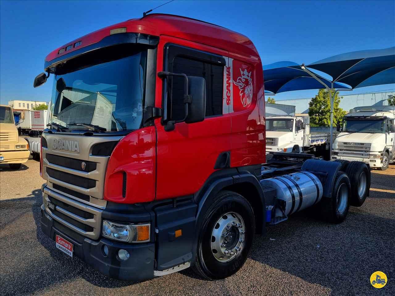 CAMINHAO SCANIA SCANIA P360 Cavalo Mecânico Truck 6x2 Sumaré Caminhões SUMARE SÃO PAULO SP