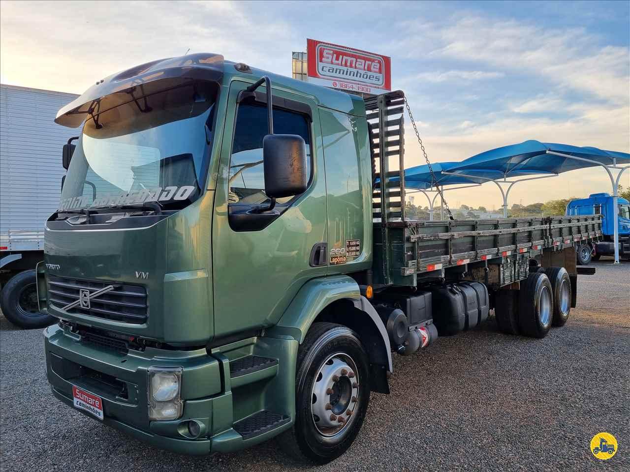 CAMINHAO VOLVO VOLVO VM 260 Carga Seca Truck 6x2 Sumaré Caminhões SUMARE SÃO PAULO SP