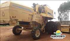 NEW HOLLAND TC 59  2004/2004 Agroforte Máquinas