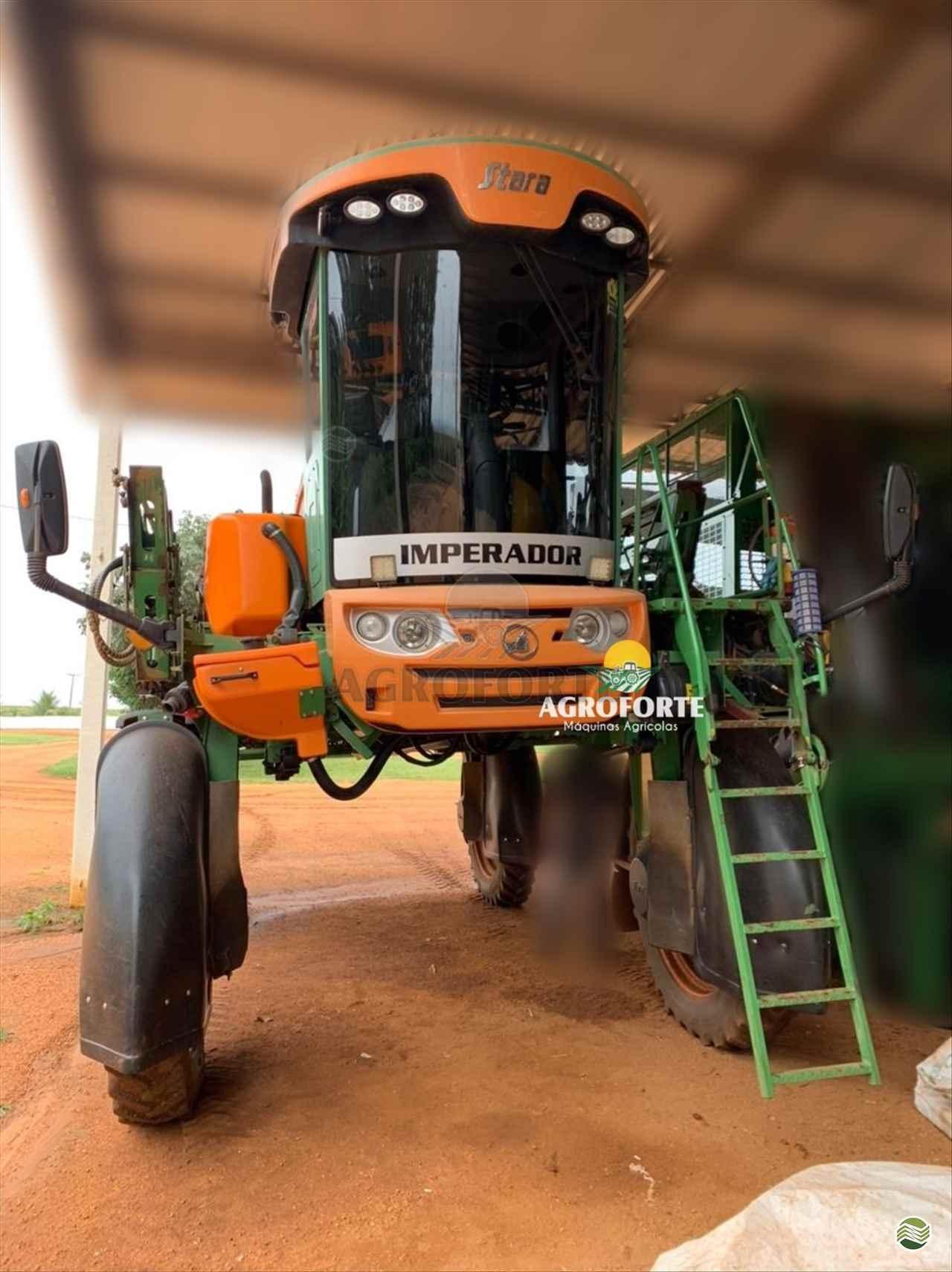 PULVERIZADOR STARA IMPERADOR 3100 Tração 4x4 Agroforte Máquinas PRIMAVERA DO LESTE MATO GROSSO MT