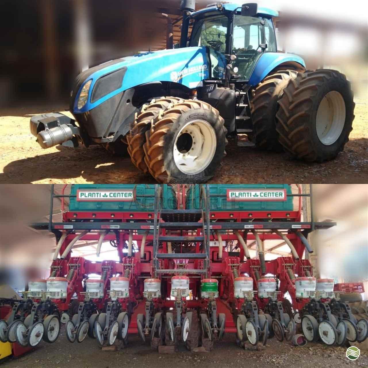 TRATOR NEW HOLLAND NEW T8 385 Tração 4x4 Agroforte Máquinas PRIMAVERA DO LESTE MATO GROSSO MT