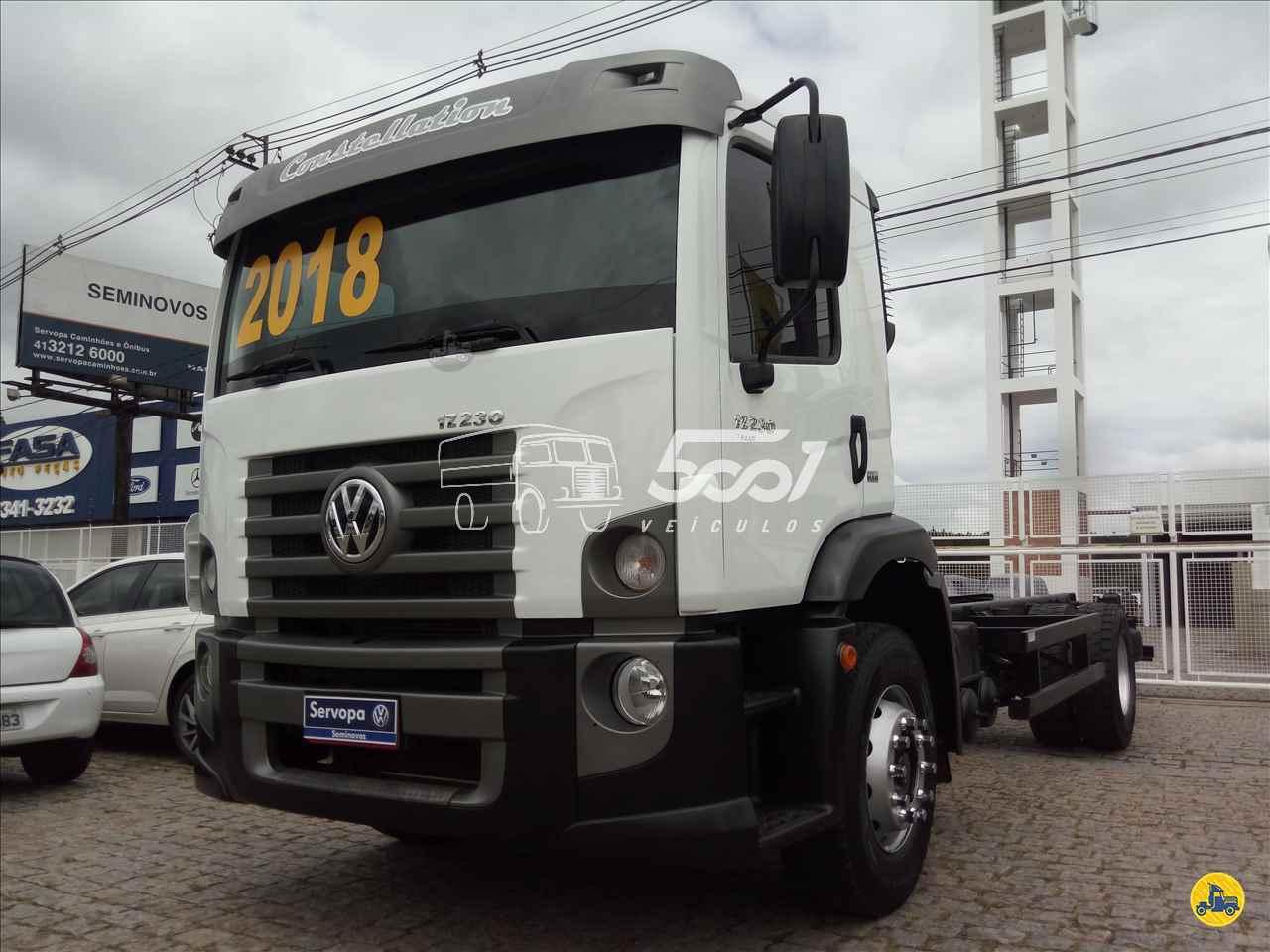 VOLKSWAGEN VW 17230 225698km 2017/2018 5001 Veículos - Curitiba