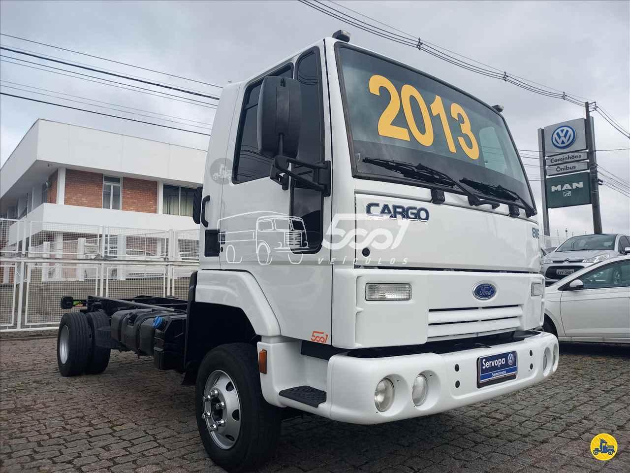 CARGO 816 de 5001 Veículos - Curitiba - CURITIBA/PR