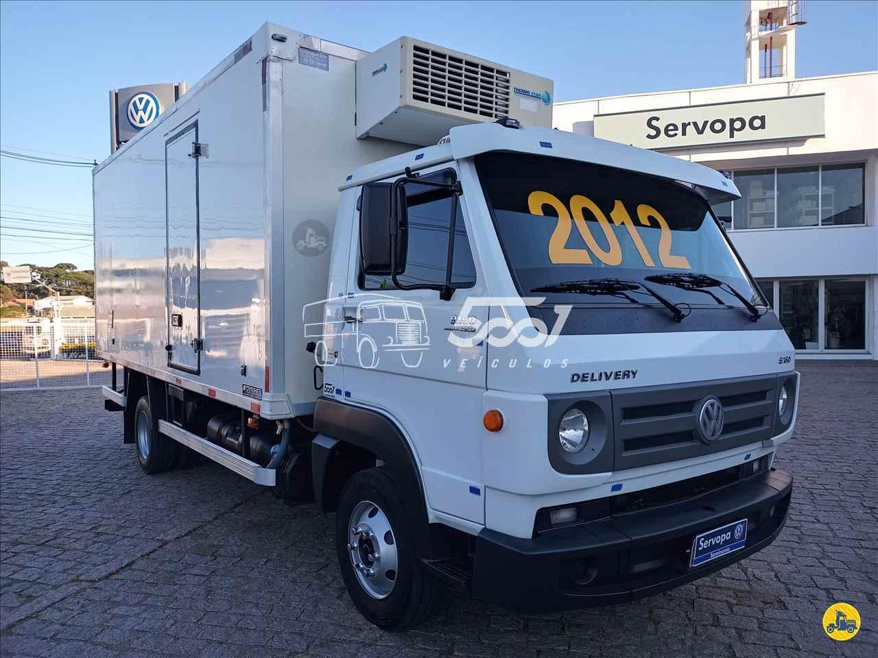 CAMINHAO VOLKSWAGEN VW 9160 Baú Frigorífico 3/4 4x2 5001 Veículos - Curitiba CURITIBA PARANÁ PR