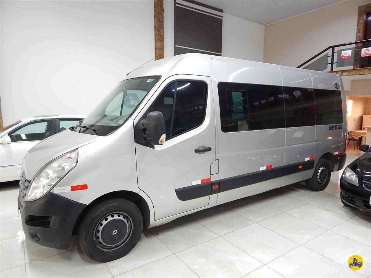 RENAULT Master Executiva 2.3 300000km 2014/2015 Guirro Automóveis Multimarcas