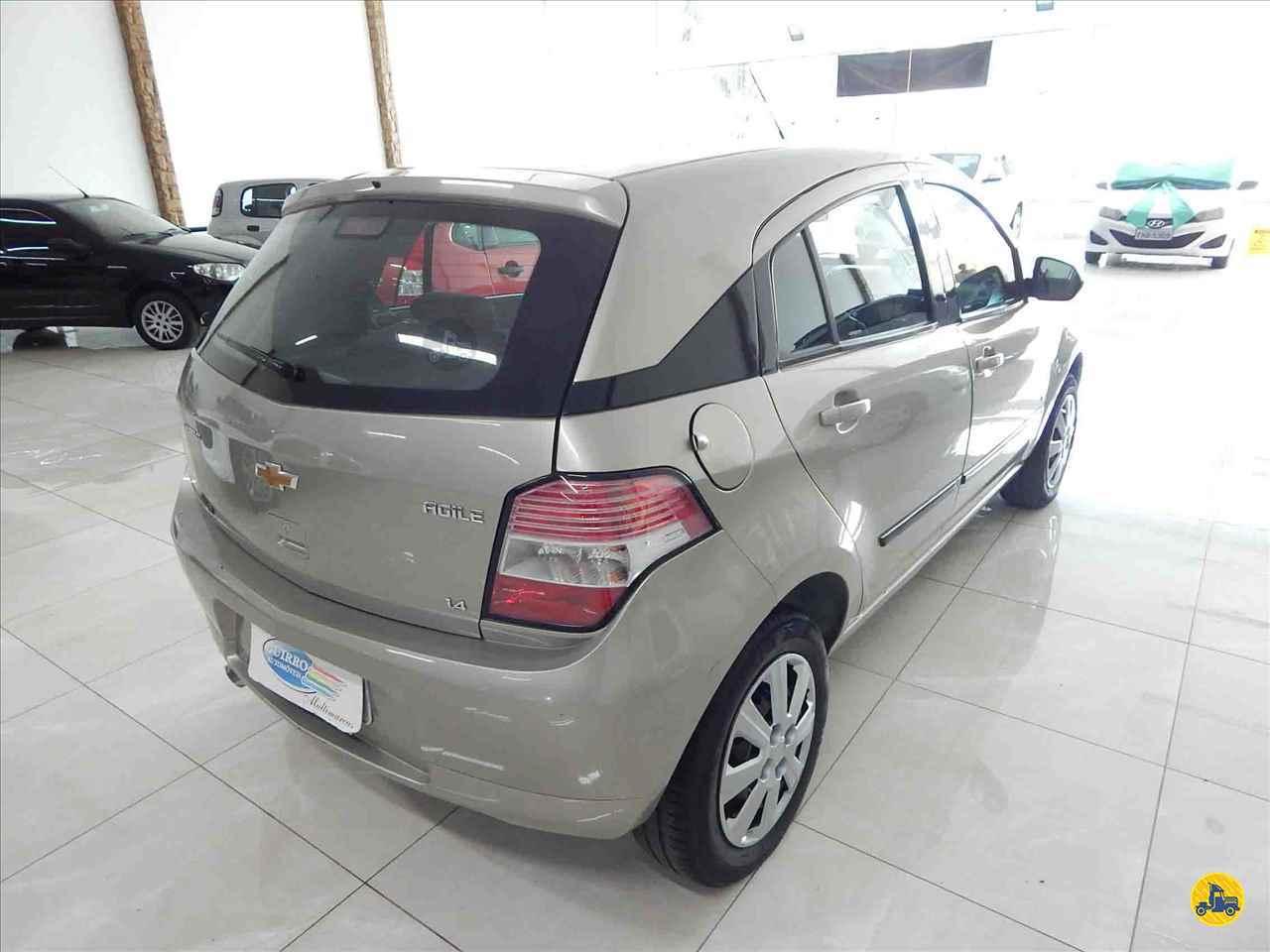 GM - Chevrolet Agile 1.4 LT 318000km 2010/2011 Guirro Automóveis Multimarcas