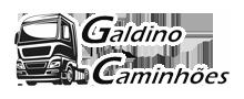 Logo Galdino Caminhões