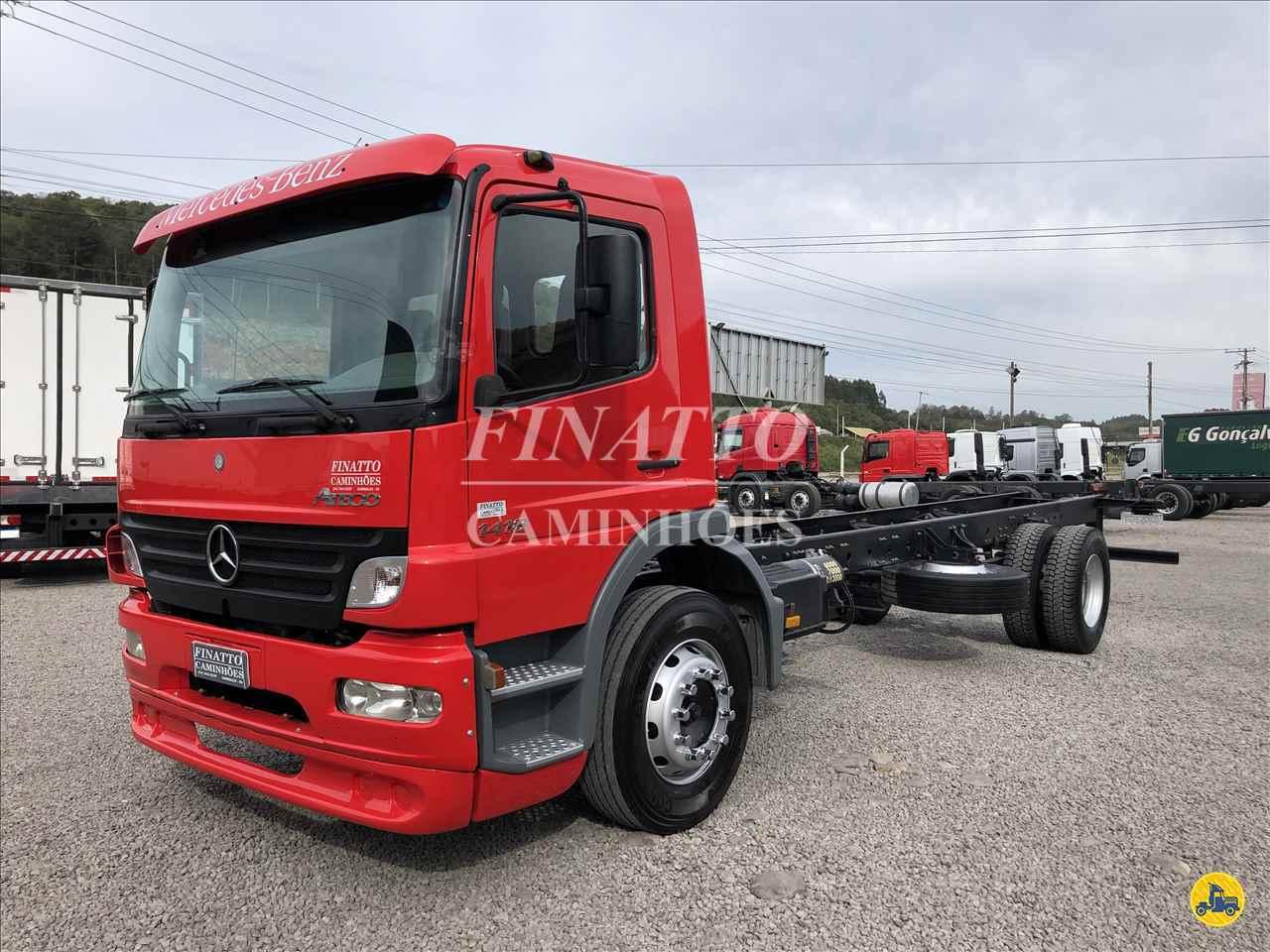 CAMINHAO MERCEDES-BENZ MB 1418 Chassis Toco 4x2 Finatto Caminhões GARIBALDI RIO GRANDE DO SUL RS
