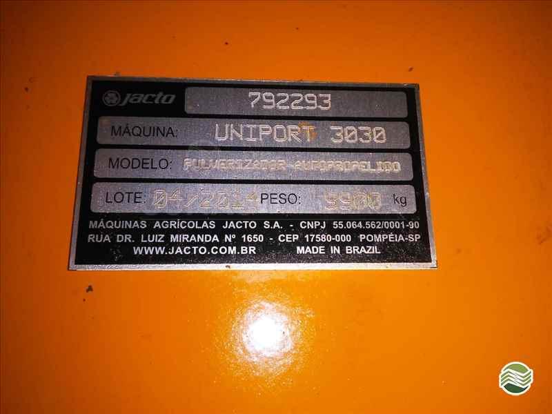 JACTO UNIPORT 3030 NPK  2014/2014 GOMAQ Tratores