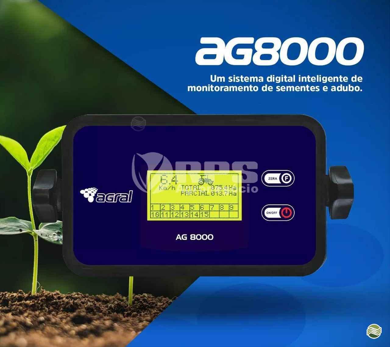 EQUIPAMENTOS AGRICULTURA DE PRECISÃO AGRAL AG 8000 RPS Agronegócios CARAMBEI PARANÁ PR