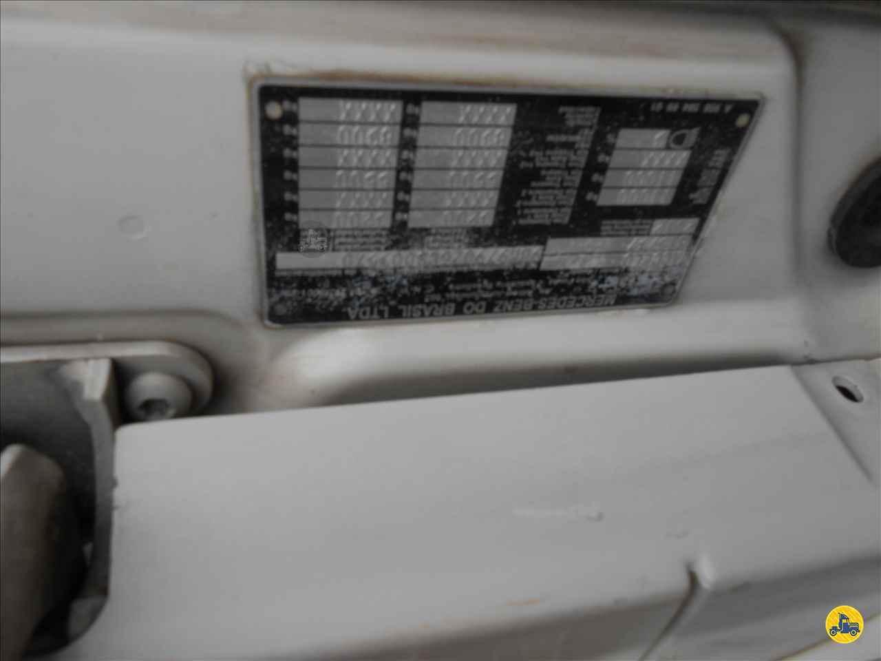 MERCEDES-BENZ MB 815 337000km 2012/2012 Vieira Caminhões