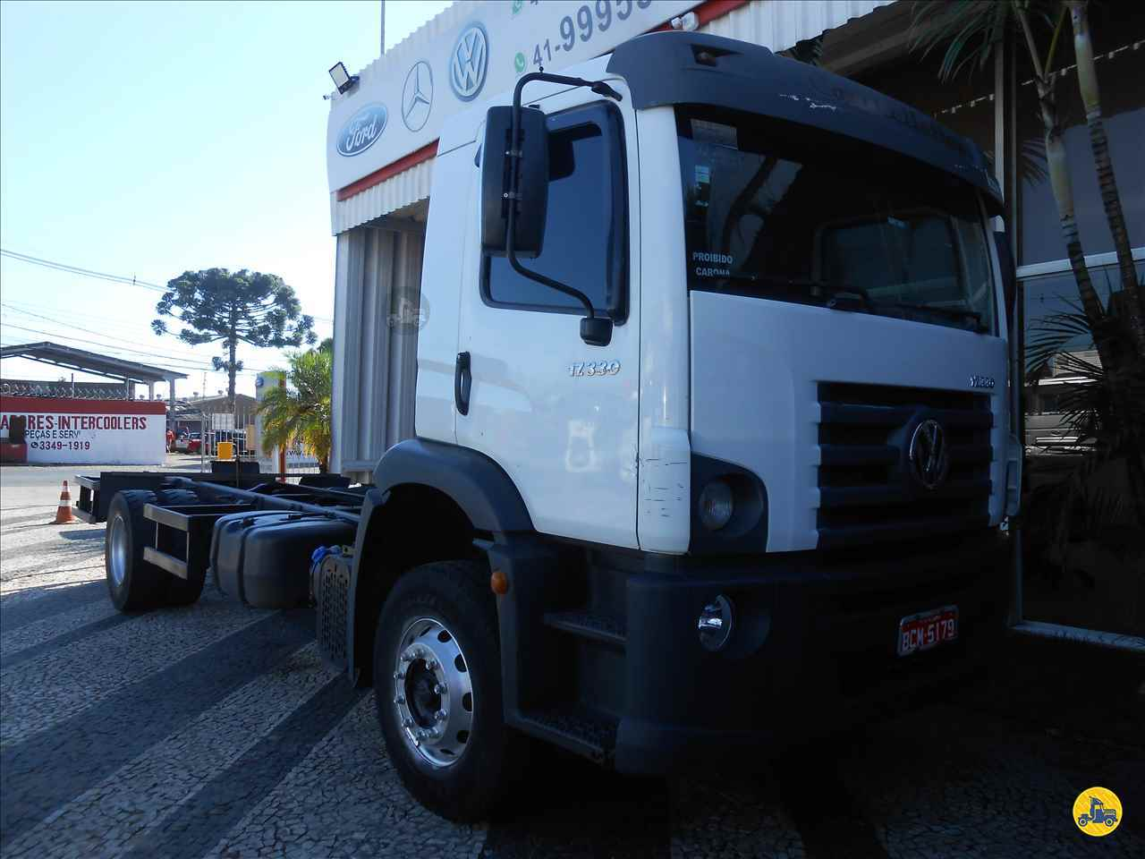 CAMINHAO VOLKSWAGEN VW 17330 Chassis Toco 4x2 Vieira Caminhões CURITIBA PARANÁ PR