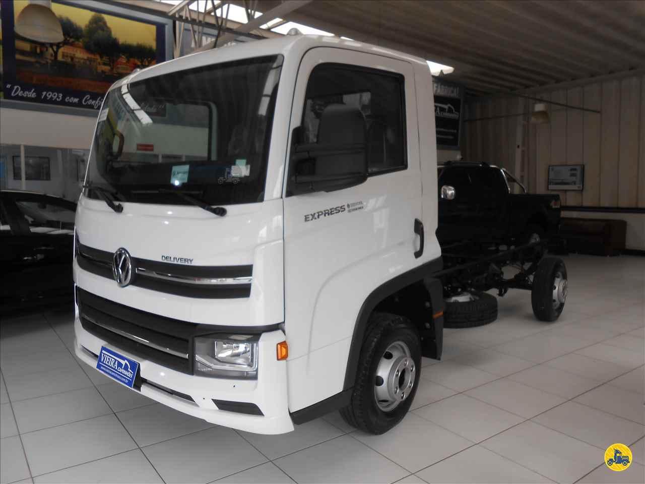 CAMINHAO VOLKSWAGEN DELIVERY EXPRESS Chassis 3/4 4x2 Vieira Caminhões CURITIBA PARANÁ PR