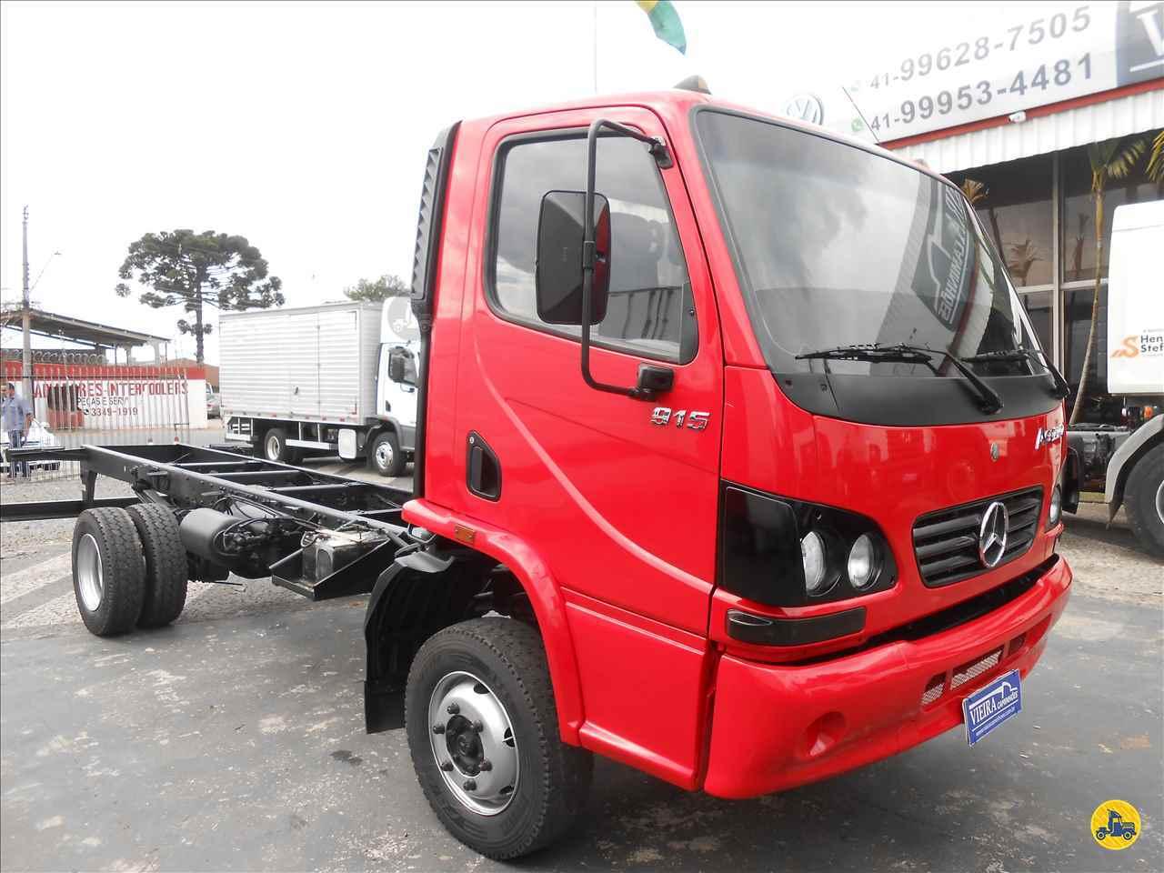 CAMINHAO MERCEDES-BENZ MB 915 Chassis 3/4 4x2 Vieira Caminhões CURITIBA PARANÁ PR