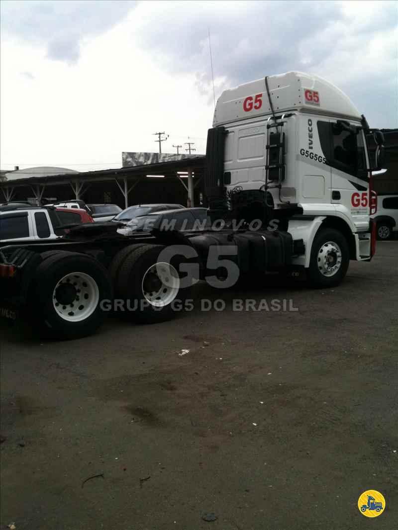 IVECO STRALIS 380 700000km 2009/2009 Seminovos G5 do Brasil