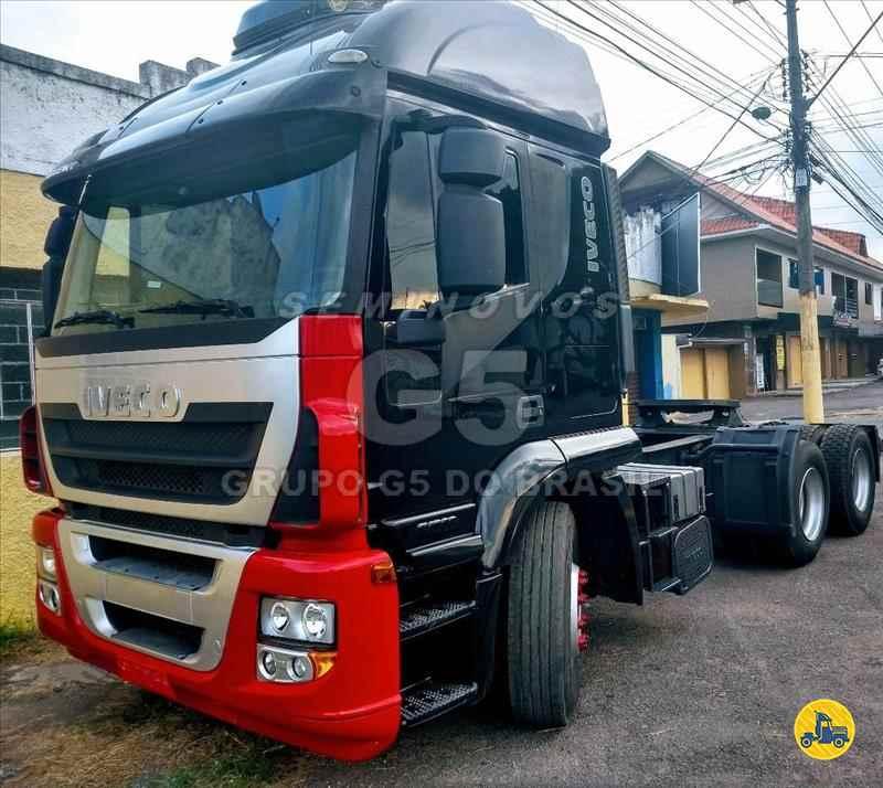 IVECO STRALIS 460 700000km 2011/2011 Seminovos G5 do Brasil