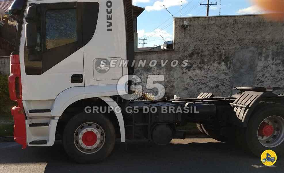 IVECO STRALIS 380  2009/2009 Seminovos G5 do Brasil