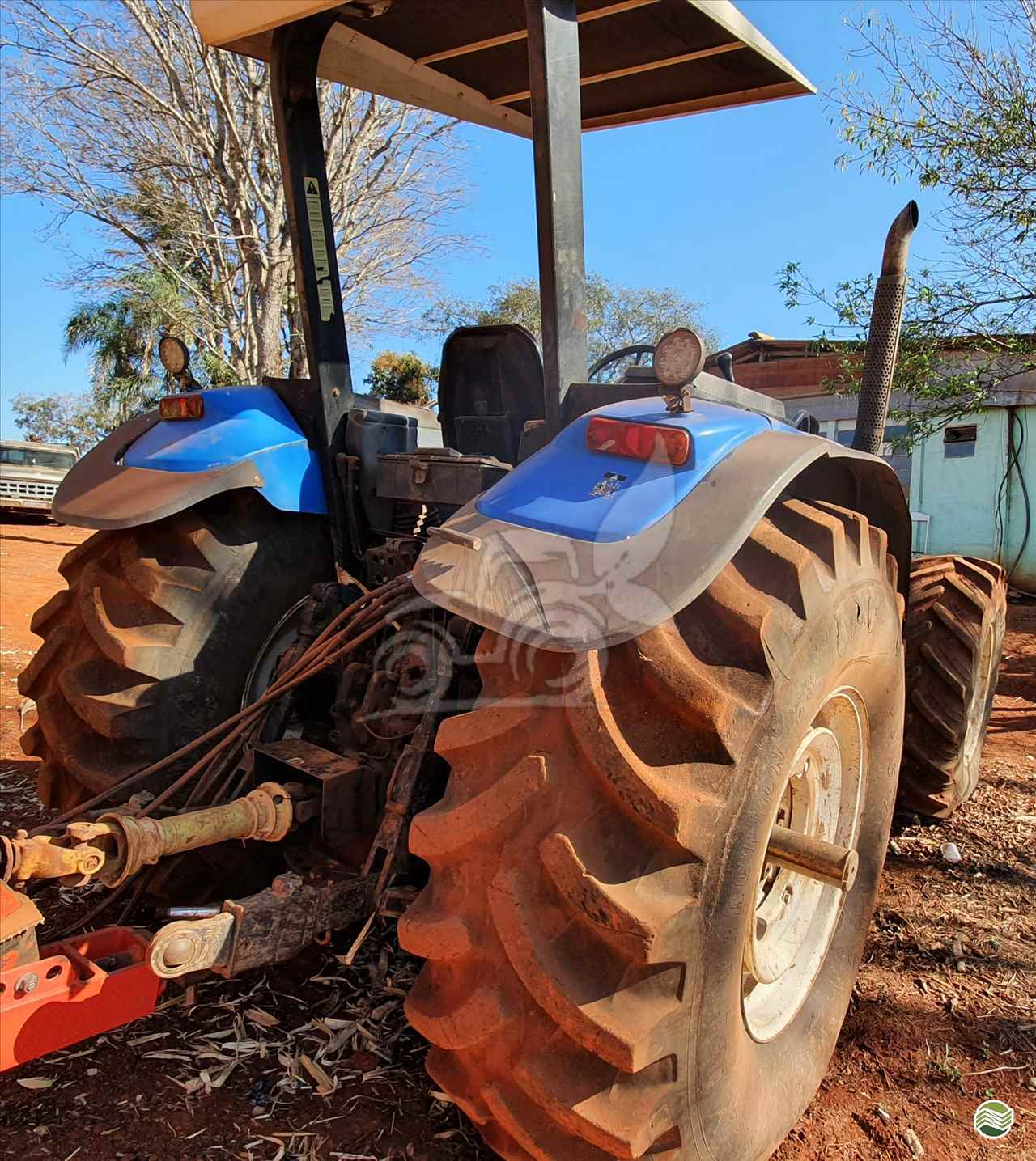 NEW HOLLAND NEW TM 150  2003/2003 EP Máquinas e Implementos Agrícolas