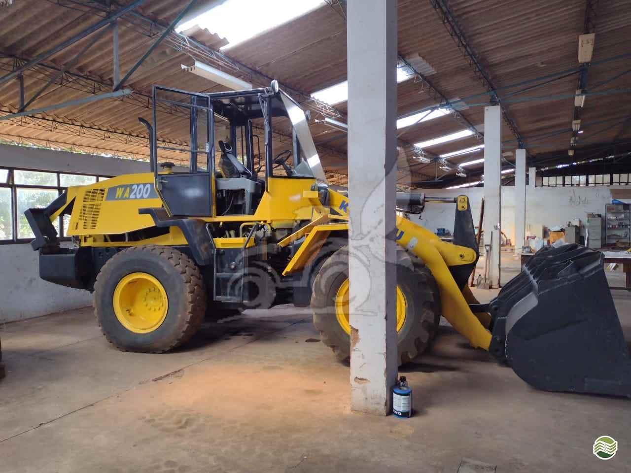 KOMATSU WA200  2009/2009 EP Máquinas e Implementos Agrícolas