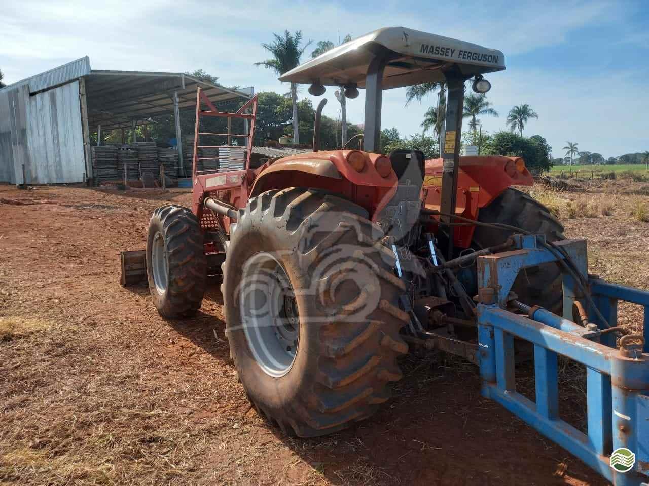TRATOR MASSEY FERGUSON MF 4292 Tração 4x4 EP Máquinas e Implementos Agrícolas CRISTALINA GOIAS GO