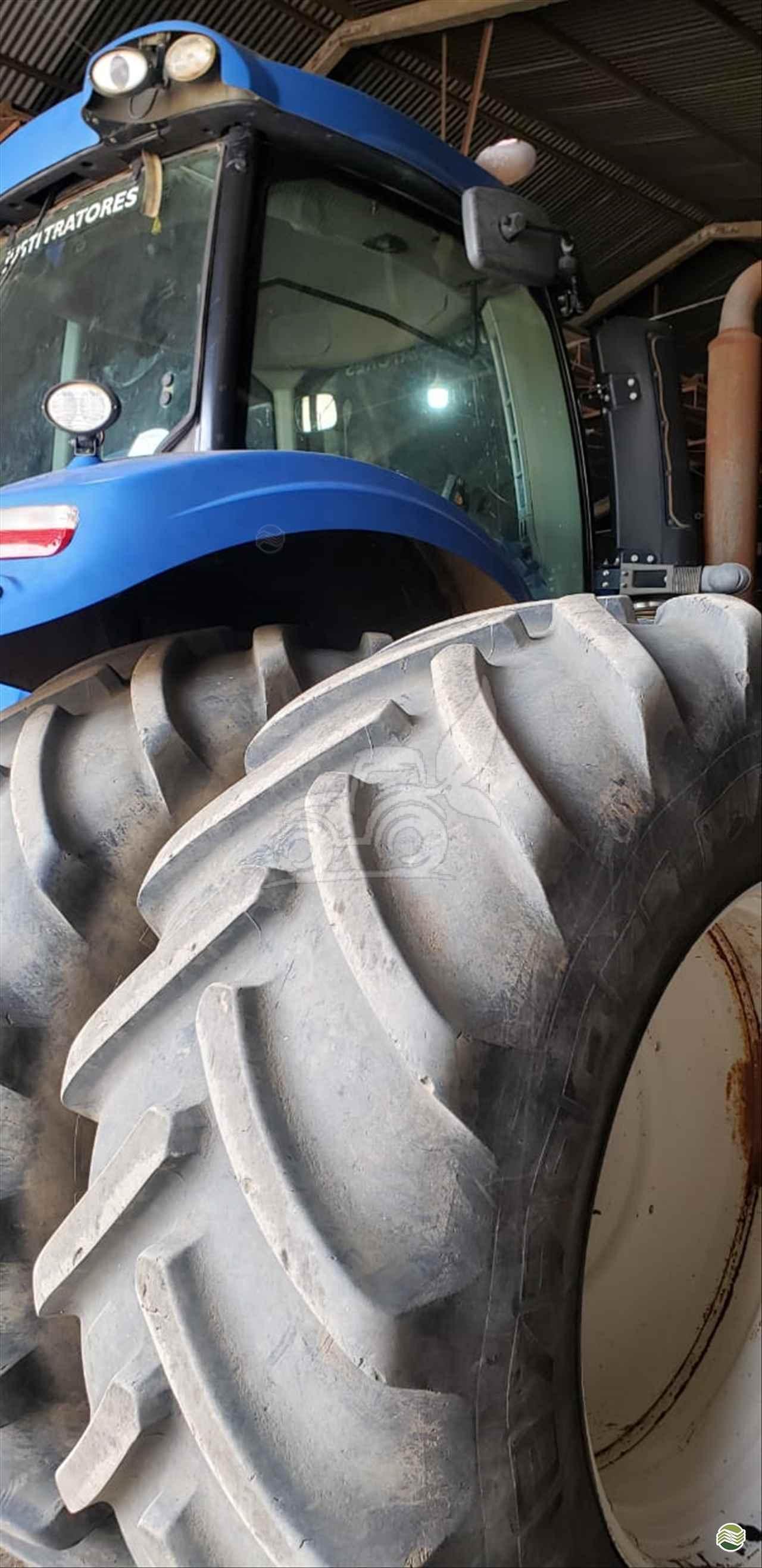 TRATOR NEW HOLLAND NEW T8 385 Tração 4x4 EP Máquinas e Implementos Agrícolas CRISTALINA GOIAS GO