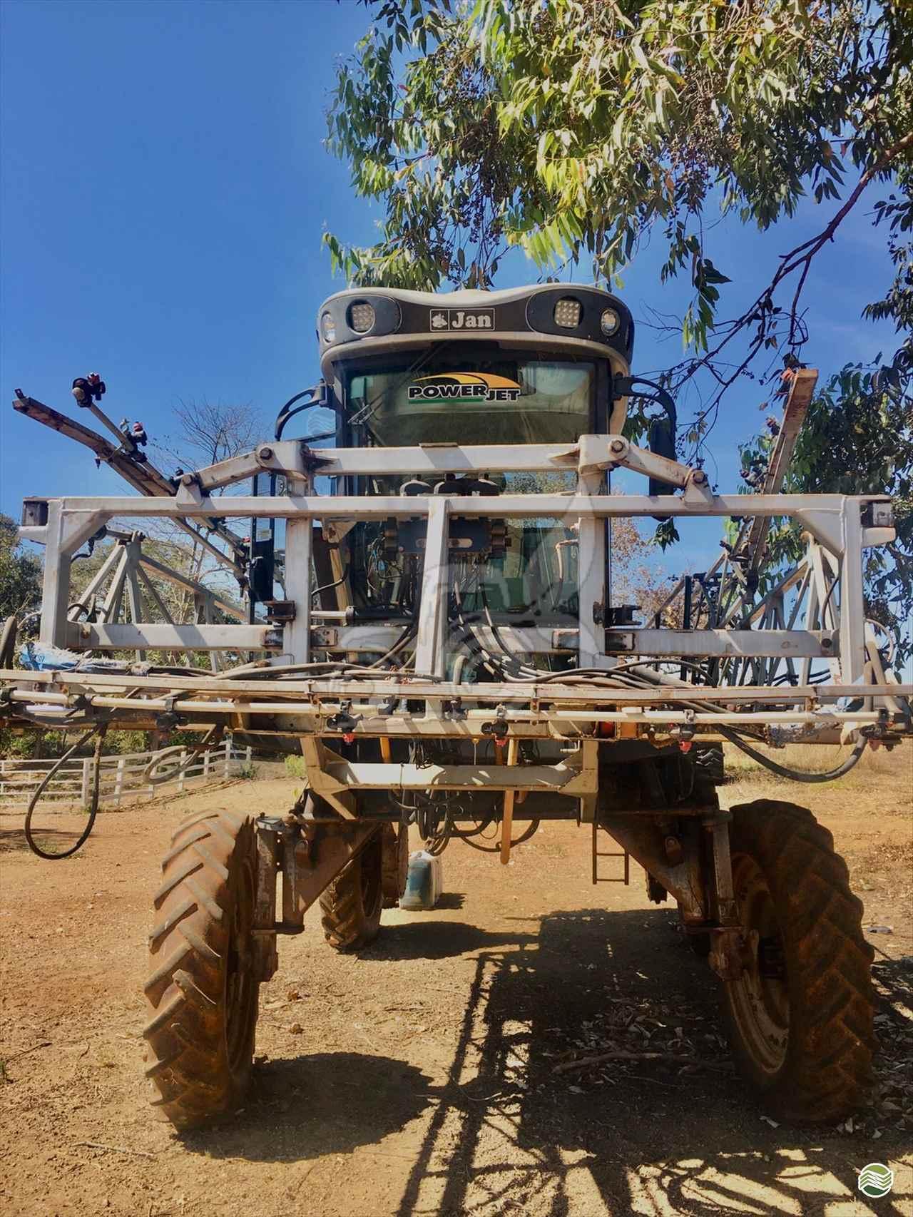 PULVERIZADOR JAN POWER JET 2500 Tração 4x2 EP Máquinas e Implementos Agrícolas CRISTALINA GOIAS GO