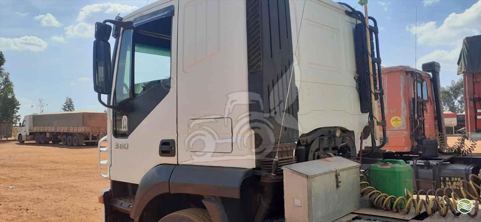 CAMINHAO IVECO STRALIS 380 Cavalo Mecânico Truck 6x2 EP Máquinas e Implementos Agrícolas CRISTALINA GOIAS GO