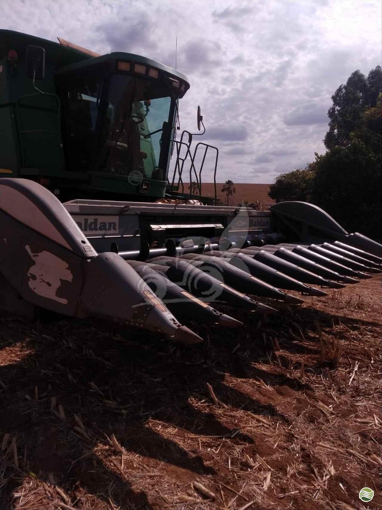 PLATAFORMA COLHEITADEIRA BALDAN POTENZA 1150 EP Máquinas e Implementos Agrícolas CRISTALINA GOIAS GO
