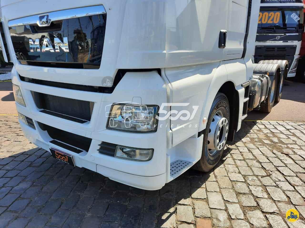 MAN TGX 29 480 109010km 2019/2020 5001 Veículos - Ponta Grossa