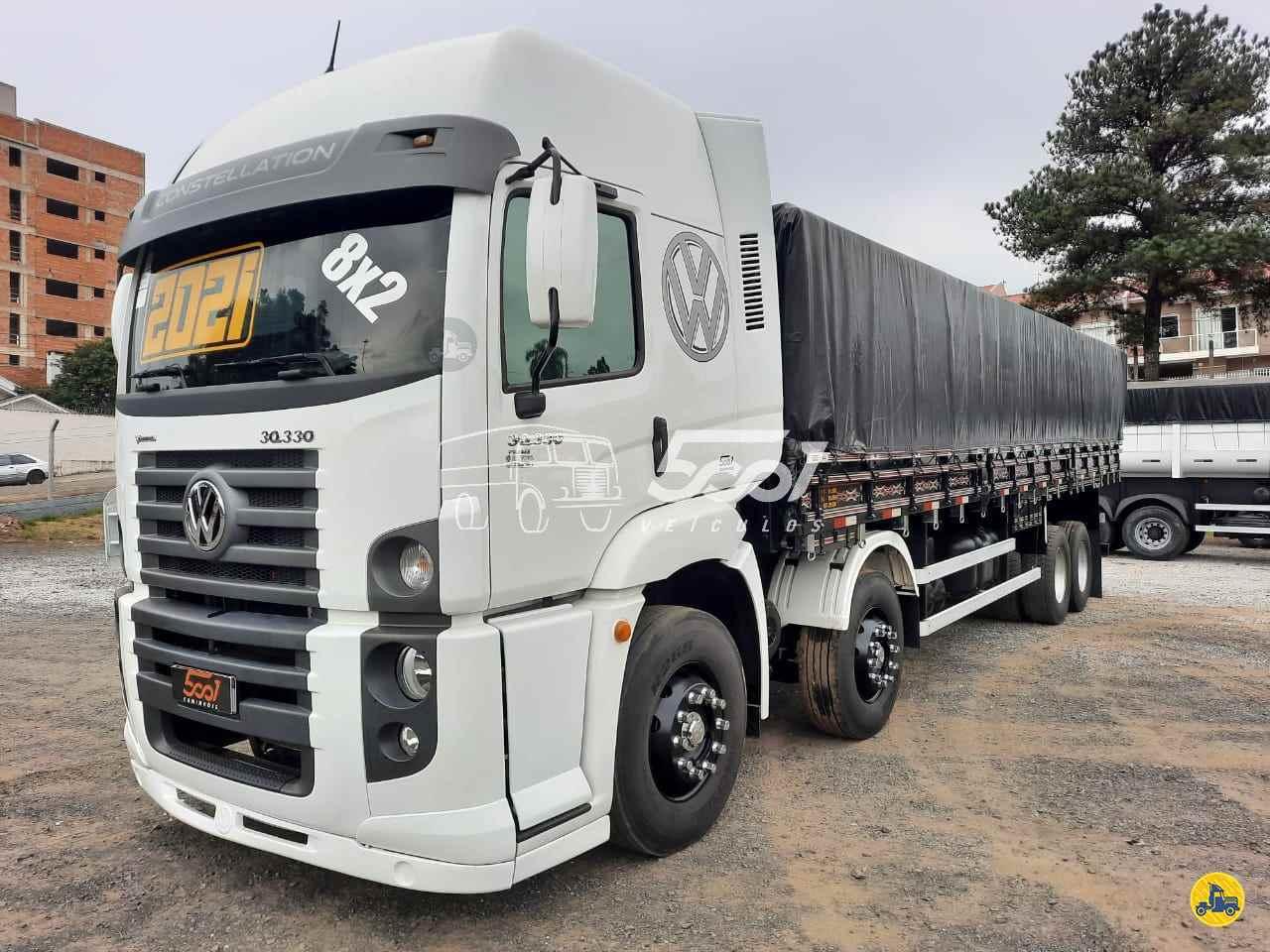 CAMINHAO VOLKSWAGEN VW 30330 Graneleiro BiTruck 8x2 5001 Veículos - Ponta Grossa PONTA GROSSA PARANÁ PR
