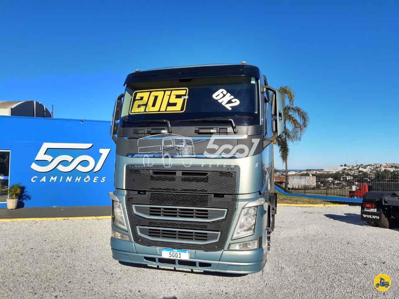 CAMINHAO VOLVO VOLVO FH 420 Cavalo Mecânico Truck 6x2 5001 Veículos - Ponta Grossa PONTA GROSSA PARANÁ PR