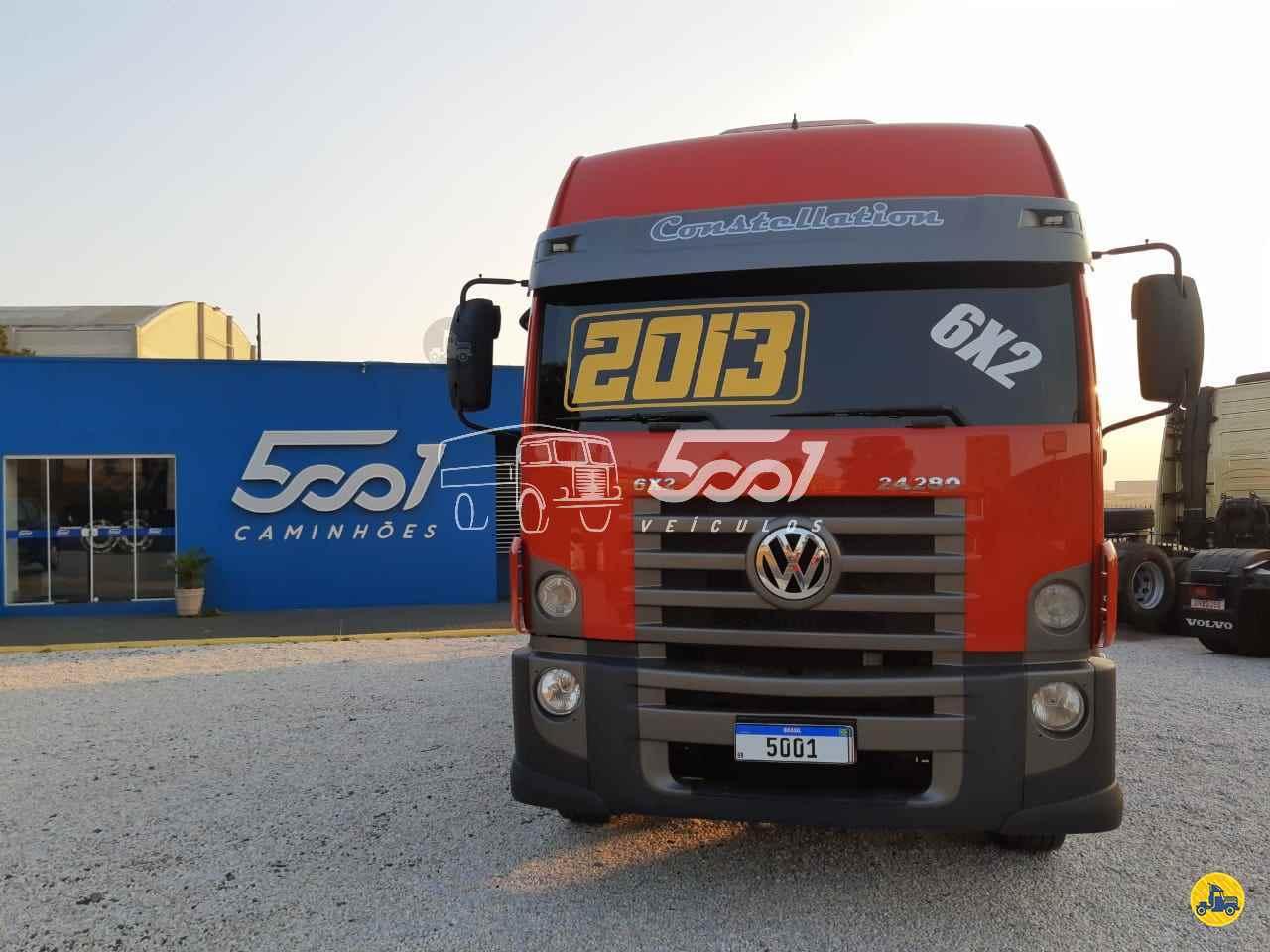 CAMINHAO VOLKSWAGEN VW 24280 Carga Seca Truck 6x2 5001 Veículos - Ponta Grossa PONTA GROSSA PARANÁ PR