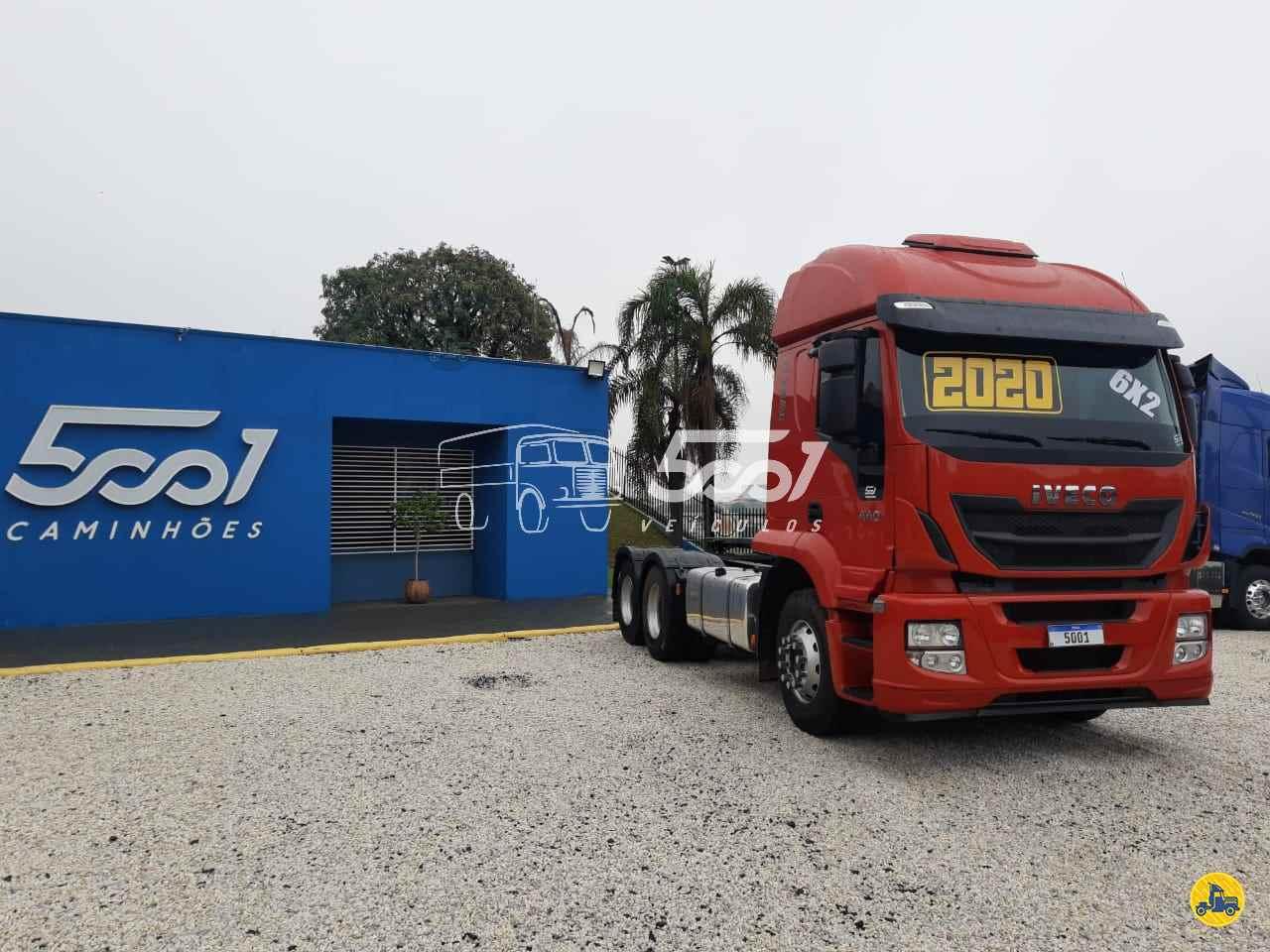 CAMINHAO IVECO STRALIS 440 Cavalo Mecânico Truck 6x2 5001 Veículos - Ponta Grossa PONTA GROSSA PARANÁ PR