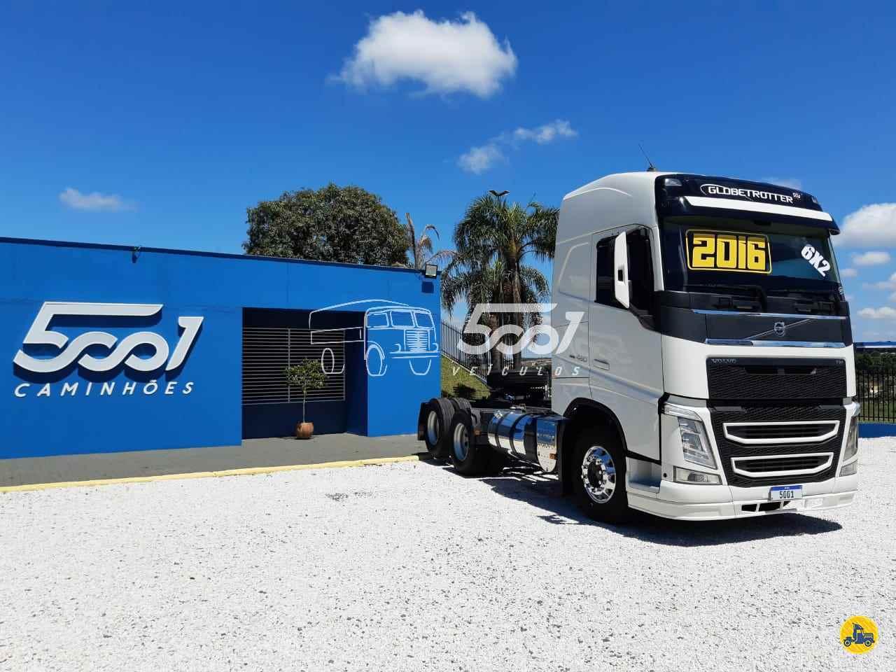 CAMINHAO VOLVO VOLVO FH 460 Cavalo Mecânico Truck 6x2 5001 Veículos - Ponta Grossa PONTA GROSSA PARANÁ PR
