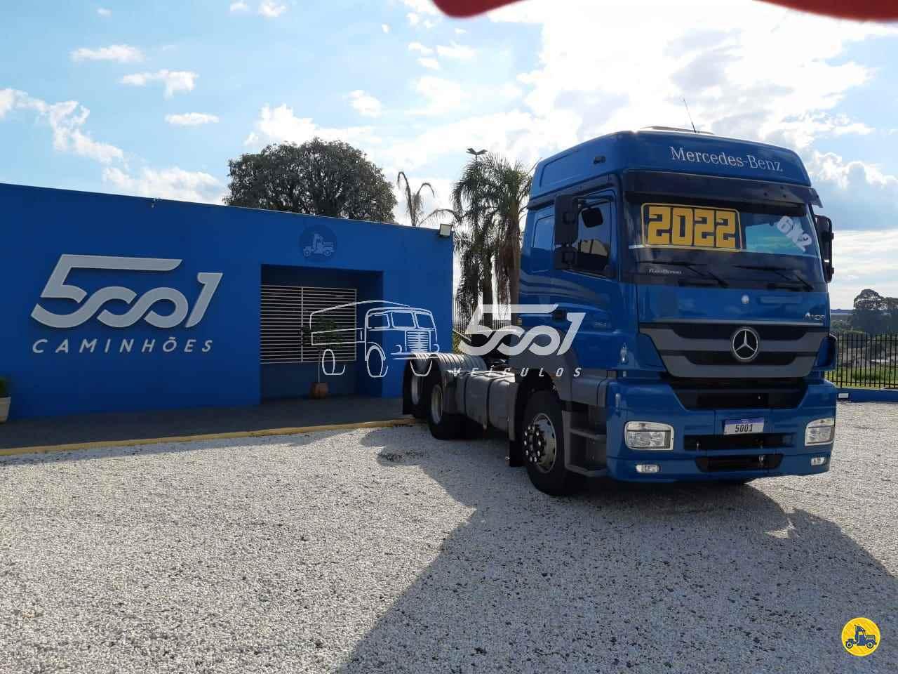 CAMINHAO MERCEDES-BENZ MB 2544 Cavalo Mecânico Truck 6x2 5001 Veículos - Ponta Grossa PONTA GROSSA PARANÁ PR
