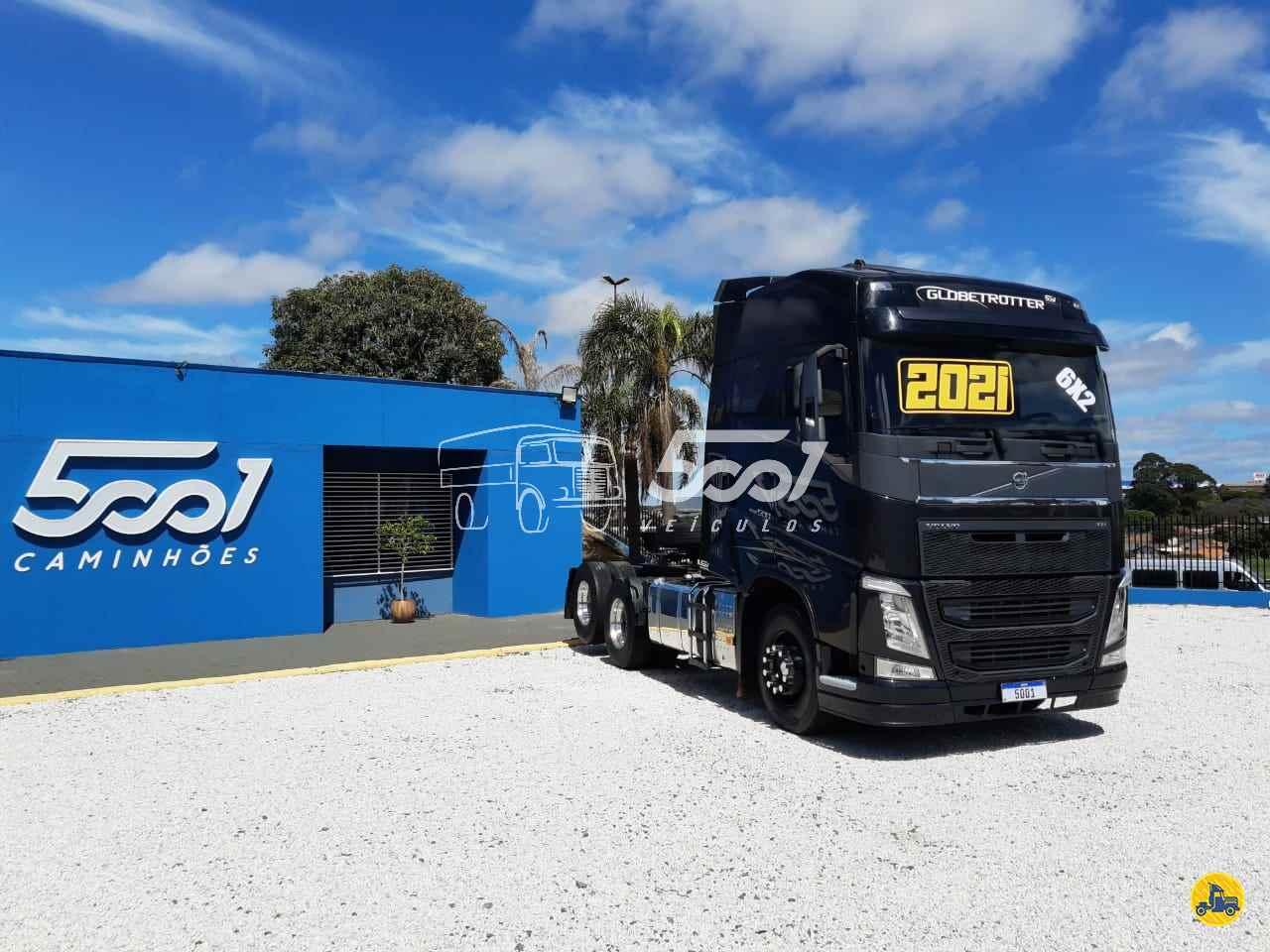 CAMINHAO VOLVO VOLVO FH 500 Cavalo Mecânico Truck 6x2 5001 Veículos - Ponta Grossa PONTA GROSSA PARANÁ PR