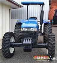 NEW HOLLAND NEW TT 3840  2009/2009 MPL Agro - Máquinas Agrícolas